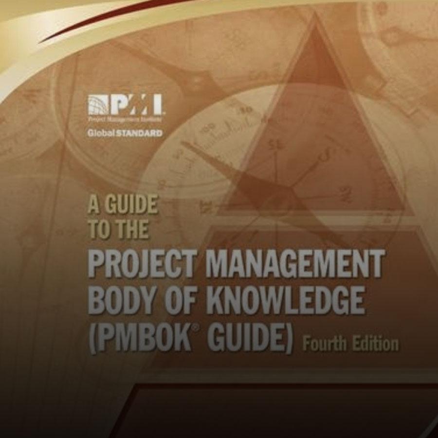 PMBOK 4th Edition (2009)