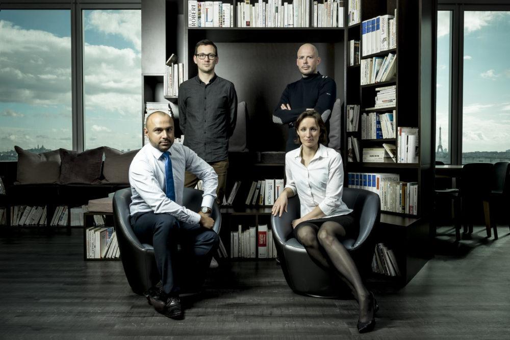 Nouvelle génération de cabinets - aSpark Consulting | Les Fondateurs - Télérama