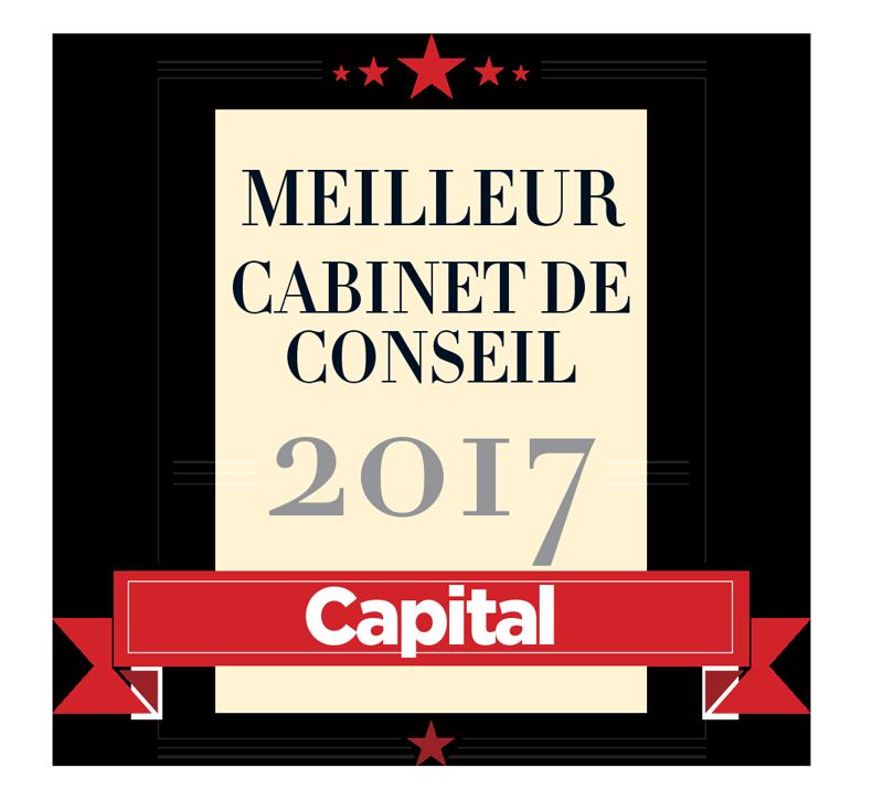 Retombées presse aSpark Consulting | Capital 2017 - Meilleur Cabinet Conseil